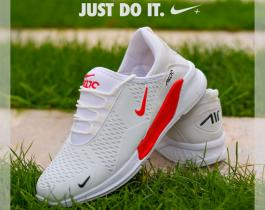 کفش مردانه Nike مدل 27C(سفید)